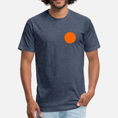 Red Planet The Red Planet - Fitted Cotton/Poly T-Shirt by Next Level