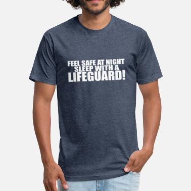 Lifeguards LIFEGUARD - Fitted Cotton/Poly T-Shirt by Next Level