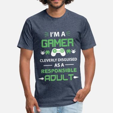Video Games video games t shirts - Unisex Poly Cotton T-Shirt