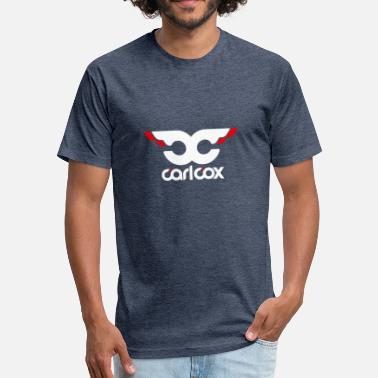 Carl Cox DJ Carl Cox - Fitted Cotton/Poly T-Shirt by Next Level