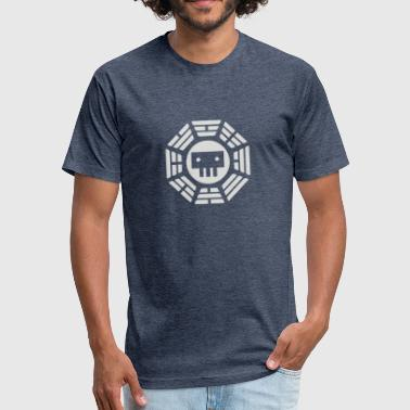 The Robot Initiative - Fitted Cotton/Poly T-Shirt by Next Level