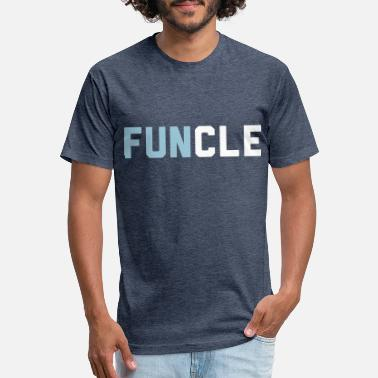 Funcle - Unisex Poly Cotton T-Shirt