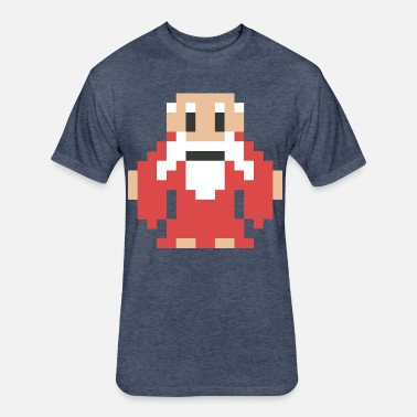 Zelda Old Man 8 bit Pixelart Men s Premium T-Shirt  c8a67ed144c8