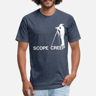 Scopes Scope Creep - Unisex Poly Cotton T-Shirt