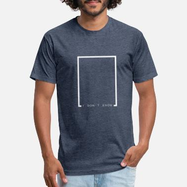 Minimalist Minimalist design - Unisex Poly Cotton T-Shirt