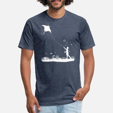 Have A Nice Underwater Boy - Unisex Poly Cotton T-Shirt