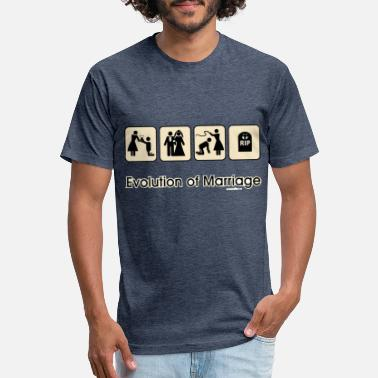 Marriage Slave MARRIAGE - Unisex Poly Cotton T-Shirt