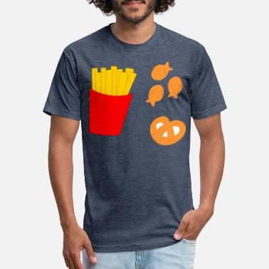 Snack Joint snack lover - Unisex Poly Cotton T-Shirt