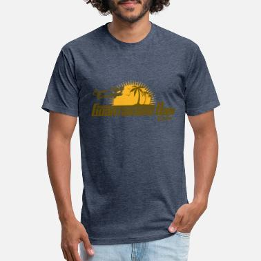 Guantanamo COME VISIT BEAUTIFUL GUANTANAMO BAY CUBA - Unisex Poly Cotton T-Shirt