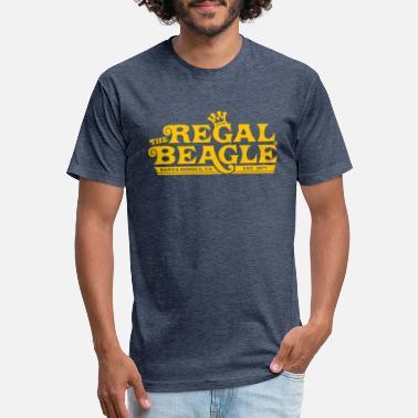3845f1faaa3 Regale Beagle The Regal Beagle - Unisex Poly Cotton T-Shirt