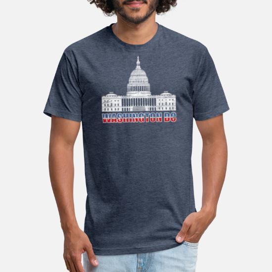 a80ae57270 Washington DC White House Souvenir City Art Gift Unisex Poly Cotton ...