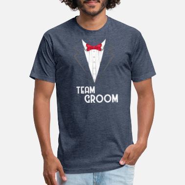 6119d20327294 Shop Team Groom T-Shirts online | Spreadshirt