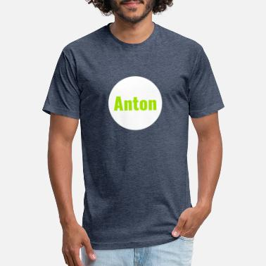 Anton Anton - Unisex Poly Cotton T-Shirt