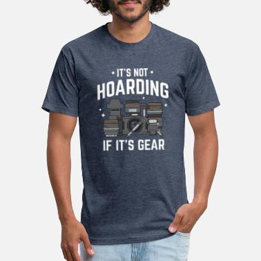 It's Not Hoarding - Funny Photographer Camera Gear - Unisex Poly Cotton T-Shirt