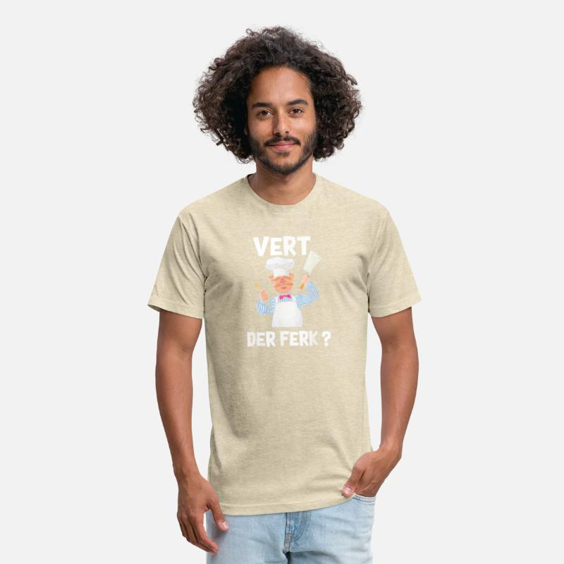 9cbc3666c Sunshine Sous Sunset Chef Swedish Vert Cute Der Fe Unisex Poly Cotton T- Shirt | Spreadshirt
