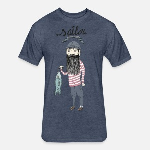 Unisex Poly Cotton T-Shirt
