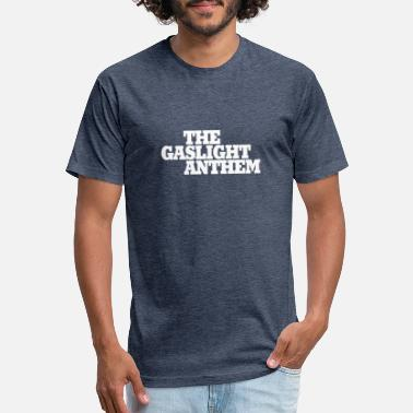 Anthem GASLIGHT ANTHEM - Unisex Poly Cotton T-Shirt