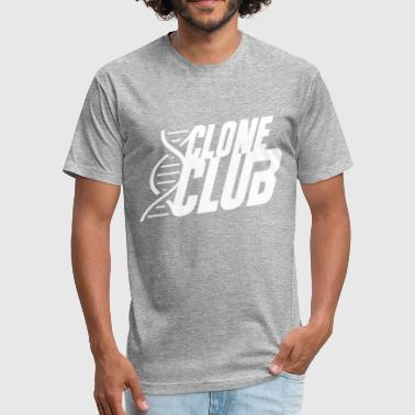 Clone Club - Fitted Cotton/Poly T-Shirt by Next Level