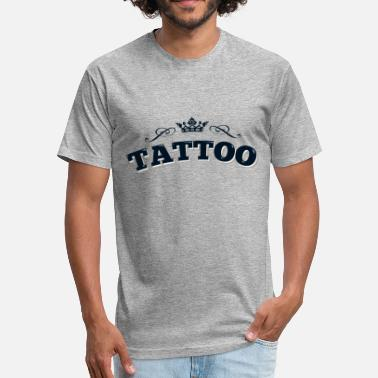 Tattoo Designs Tattoo Design - Fitted Cotton/Poly T-Shirt by Next Level
