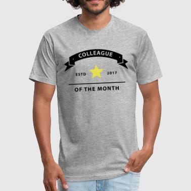 Colleague of the month - Fitted Cotton/Poly T-Shirt by Next Level