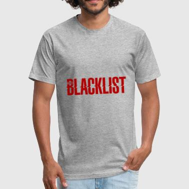 The Blacklist - Fitted Cotton/Poly T-Shirt by Next Level