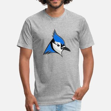 Blue Jay Blue Jay - Fitted Cotton/Poly T-Shirt by Next Level