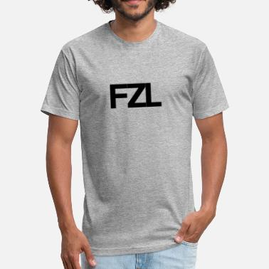 Fizzle Logo - Fitted Cotton/Poly T-Shirt by Next Level