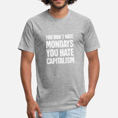 Marxism Late Stage Capitalism Marxism Graphic - Unisex Poly Cotton T-Shirt