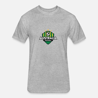 Australia Football Logo Men s Premium T-Shirt  4f6c811bf