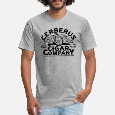 Cerberus Cigar Company - Unisex Poly Cotton T-Shirt