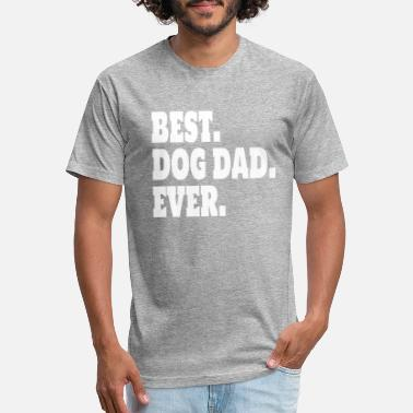 bcbced6ce Dog-dad-gift Dog dad gift - Unisex Poly Cotton T-Shirt
