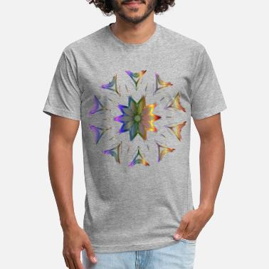 Pollinate Pollinating Flower 5 - Unisex Poly Cotton T-Shirt