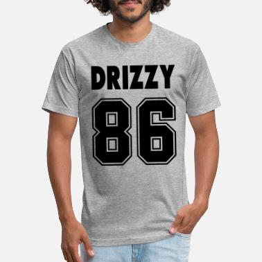 drizzy - Unisex Poly Cotton T-Shirt