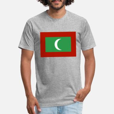 Komeland maldives - Unisex Poly Cotton T-Shirt