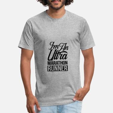 Ultramarathon Ultramarathon Runner - Unisex Poly Cotton T-Shirt