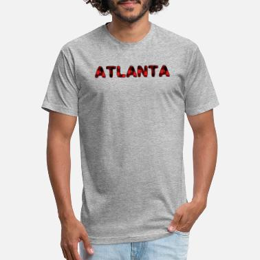 Atlanta Atlanta - Unisex Poly Cotton T-Shirt