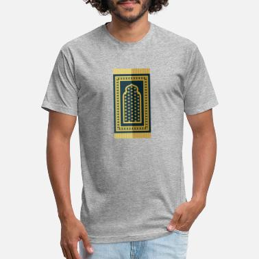 Rugged Prayer Rug - Unisex Poly Cotton T-Shirt