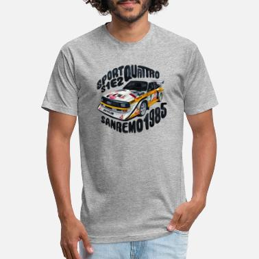 Rally Group B Rally - Unisex Poly Cotton T-Shirt