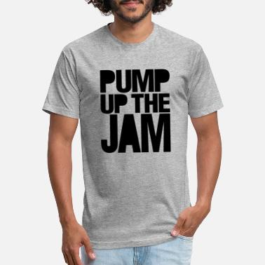 Pump up the JAM - Unisex Poly Cotton T-Shirt