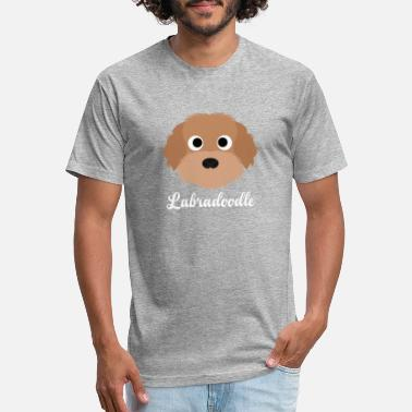 Labradoodle Mom Labradoodle - Unisex Poly Cotton T-Shirt