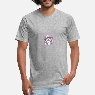 Animal Print Kawaii | Anime | Anime lover | Kawii lover | - Unisex Poly Cotton T-Shirt