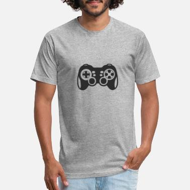 Joystick Joystick - Unisex Poly Cotton T-Shirt
