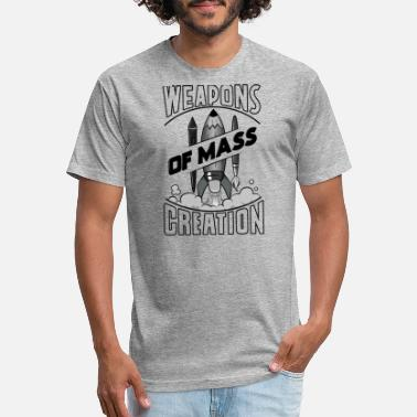 Weapon Of Mass Creation 2 - Unisex Poly Cotton T-Shirt