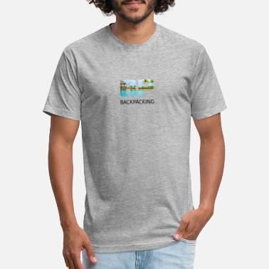 c3ee9892d2 Bp BP BACKPACKING - Unisex Poly Cotton T-Shirt