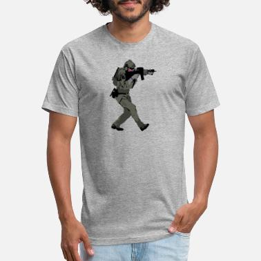 Tactical Tactical Operator - Unisex Poly Cotton T-Shirt