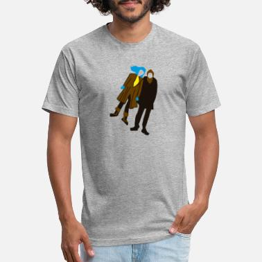 Spotless Eternal Sunshine Of The Spotless Mind - Fitted Cotton/Poly T-Shirt by Next Level