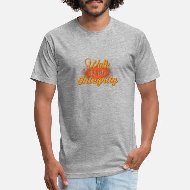 Integration Integrity - Unisex Poly Cotton T-Shirt