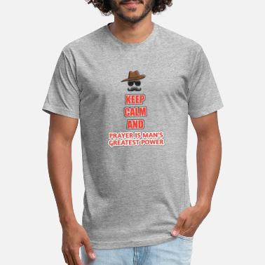 Keep clam t shirt - Unisex Poly Cotton T-Shirt