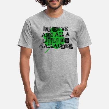 Frank Gallagher Shameles - Unisex Poly Cotton T-Shirt