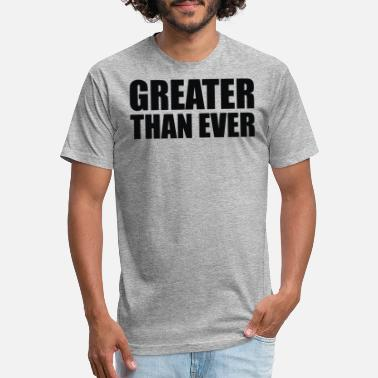 Greater Cairo Greater Than Ever - Unisex Poly Cotton T-Shirt